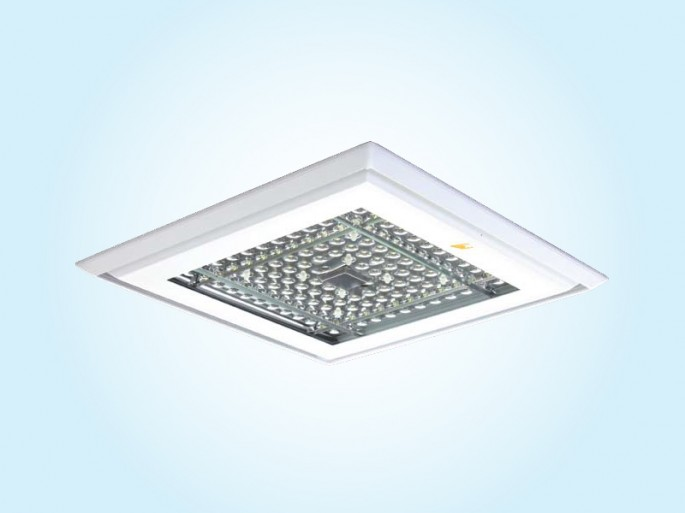 Featured Product LSI LED Crossover Gold Canopy Lighting & Featured Product: LSI LED Crossover Gold Canopy Lighting | Source