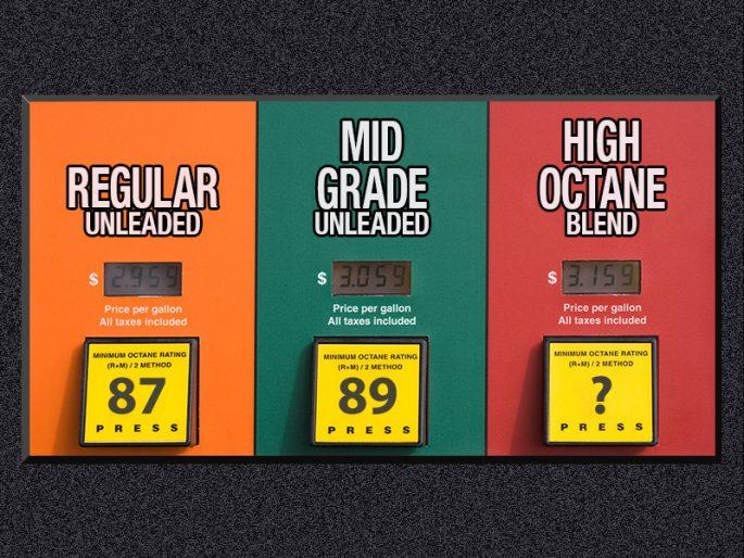 Image result for octane rating