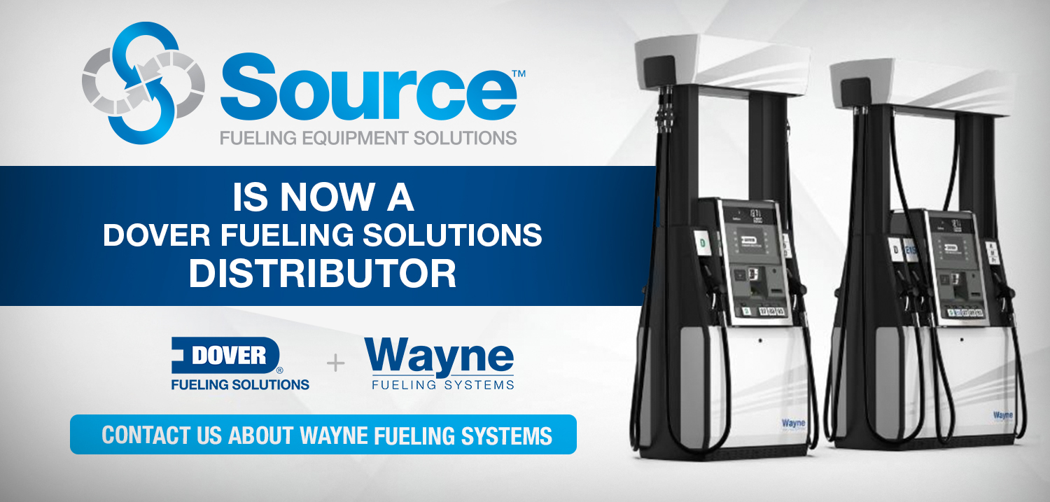 Source is now a dover fueling solutions distributor