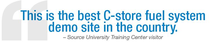 UTC Best C-store Graphic
